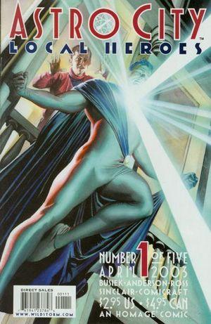 ASTRO CITY LOCAL HEROES (2003) #1-5