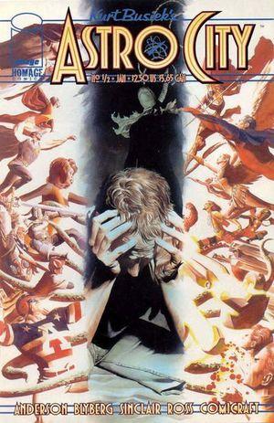 ASTRO CITY 1/2 (1996) #1
