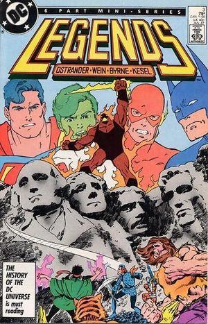 LEGENDS (1986) #3