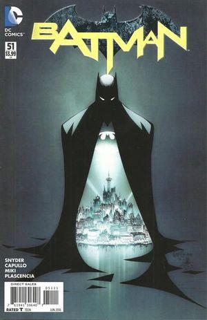 BATMAN (2011 2ND SERIES) #51