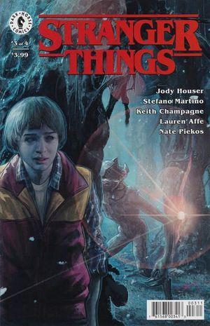 STRANGER THINGS (2018) #3
