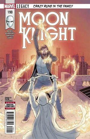 MOON KNIGHT (2017 7TH SERIES) #190