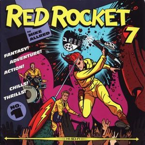 RED ROCKET 7 (1997) #1-7