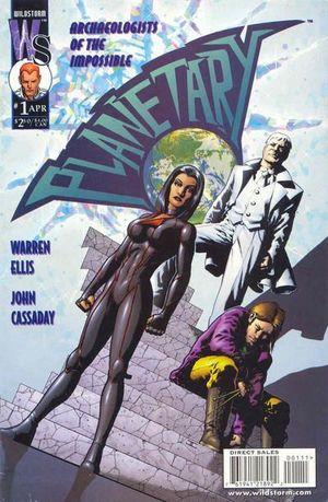 PLANETARY (1999) #1