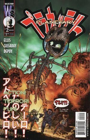 PLANETARY (1999) #2