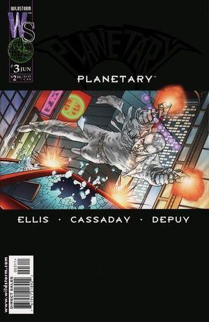 PLANETARY (1999) #3