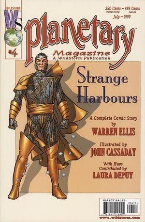 PLANETARY (1999) #4