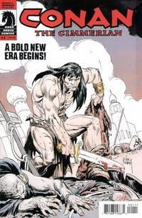 CONAN THE CIMMERIAN (2008) #1