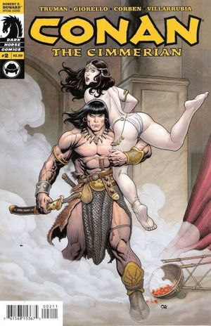 CONAN THE CIMMERIAN (2008) #2