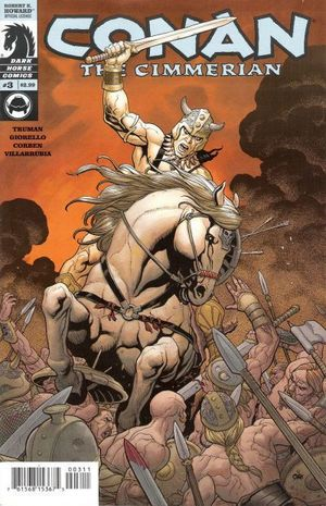 CONAN THE CIMMERIAN (2008) #3
