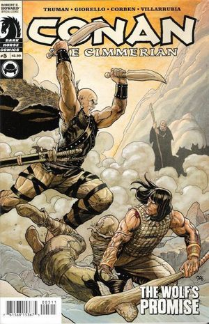 CONAN THE CIMMERIAN (2008) #5