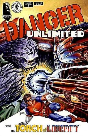 DANGER UNLIMITED (1994) #2