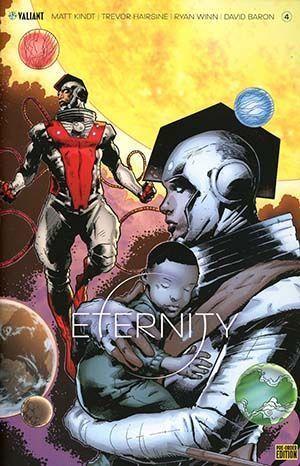 ETERNITY (2017) #4E