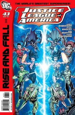 JUSTICE LEAGUE OF AMERICA (2006 2ND SERIES) #43