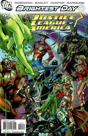JUSTICE LEAGUE OF AMERICA (2006 2ND SERIES) #44