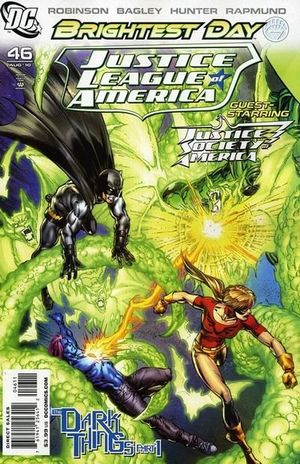 JUSTICE LEAGUE OF AMERICA (2006 2ND SERIES) #46