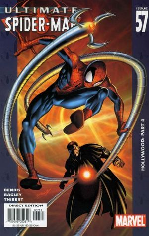 ULTIMATE SPIDER-MAN (2000) #57