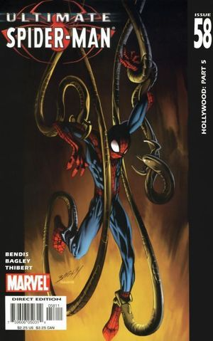 ULTIMATE SPIDER-MAN (2000) #58