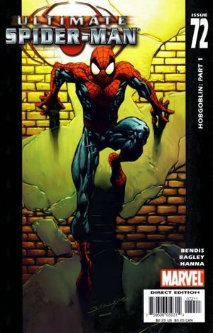 ULTIMATE SPIDER-MAN (2000) #72