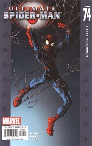 ULTIMATE SPIDER-MAN (2000) #74