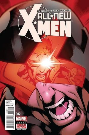 ALL NEW X-MEN (2015 2ND SERIES) #2