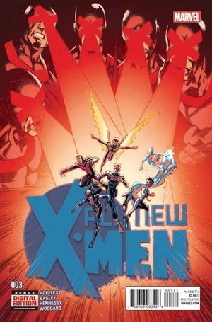 ALL NEW X-MEN (2015 2ND SERIES) #3