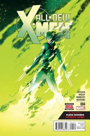 ALL NEW X-MEN (2015 2ND SERIES) #4