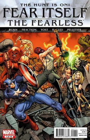 FEAR ITSELF THE FEARLESS (2011) #1