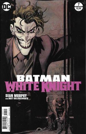 BATMAN WHITE KNIGHT (2017) #7