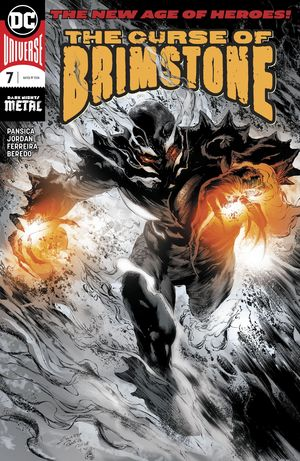 CURSE OF BRIMSTONE (2018) #7