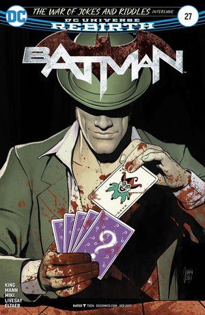 BATMAN (2016 3RD SERIES) #27