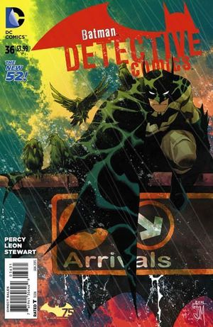 DETECTIVE COMICS (2011 2ND SERIES) #36 C