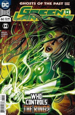 GREEN LANTERNS (2016) #44