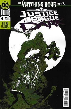 JUSTICE LEAGUE DARK (2018) #4