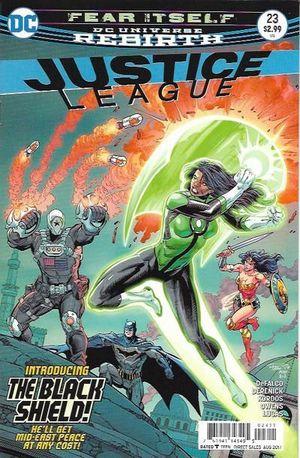 JUSTICE LEAGUE (2016) #23