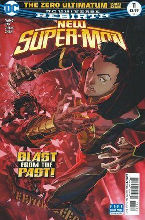 NEW SUPER MAN (2016) #11
