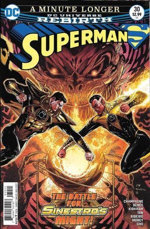 SUPERMAN (2016 4TH SERIES) #30