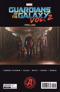 MARVEL'S GUARDIANS OF THE GALAXY PRELUDE (2016) VO #2