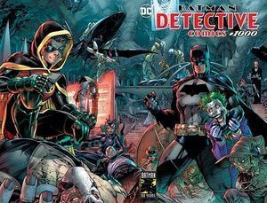 DETECTIVE COMICS (2016) #1000 KIN