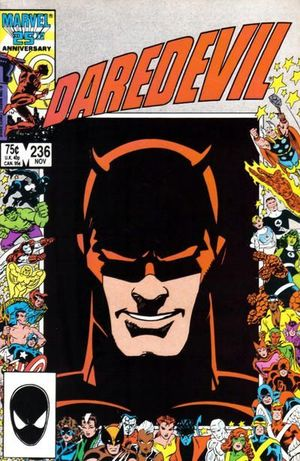 DAREDEVIL (1964 1ST SERIES) #236
