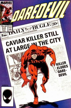 DAREDEVIL (1964 1ST SERIES) #242