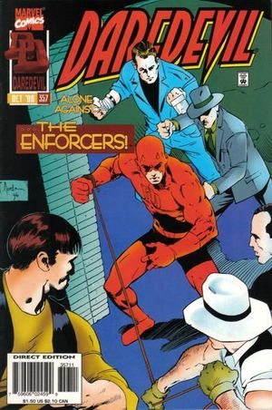 DAREDEVIL (1964 1ST SERIES) #357