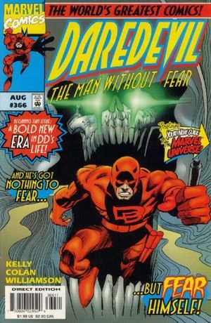 DAREDEVIL (1964 1ST SERIES) #366
