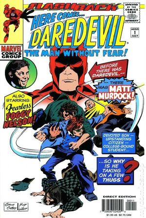 DAREDEVIL (1964 1ST SERIES) #-1