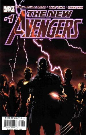 NEW AVENGERS (2005 1ST SERIES) #1