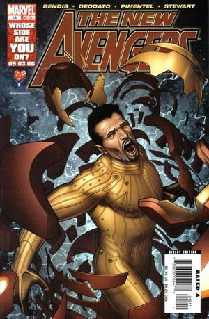 NEW AVENGERS (2005 1ST SERIES) #18