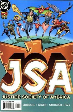 JSA (1999) #1