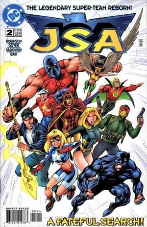 JSA (1999) #2