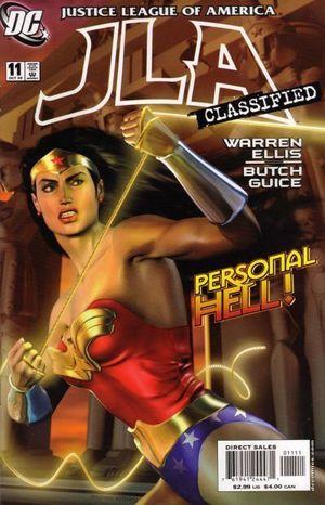 JLA CLASSIFIED (2005) #11