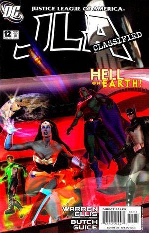 JLA CLASSIFIED (2005) #12